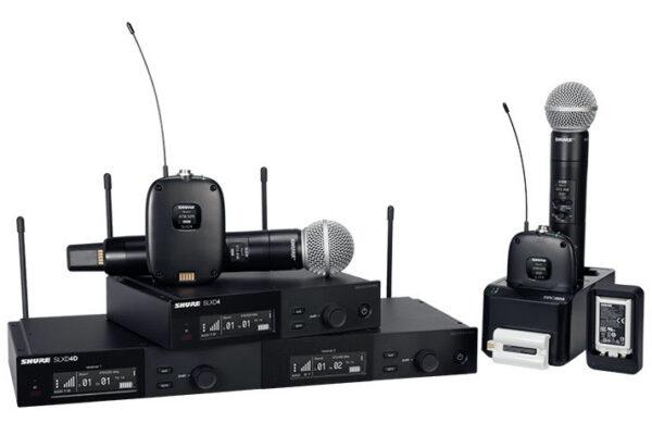 Mikroporty – bezprzewodowe systemy mikrofonowe