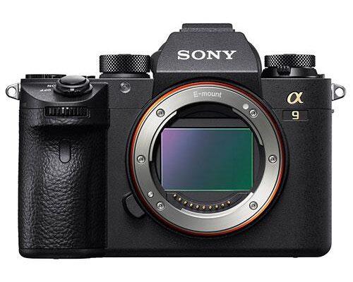 Aparaty pełnoklatkowe 2020 roku.Nikon D6, Canon EOS R5 lub Sony A9 Mark II